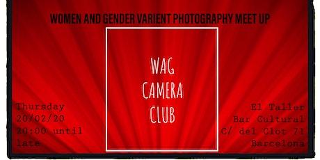 WAG Meet Up tickets