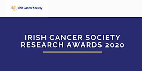 Irish Cancer Society Research Awards tickets