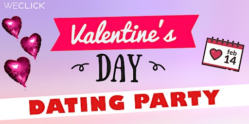 Valentines Day Dating Party | ages 32-45 | Melbourne
