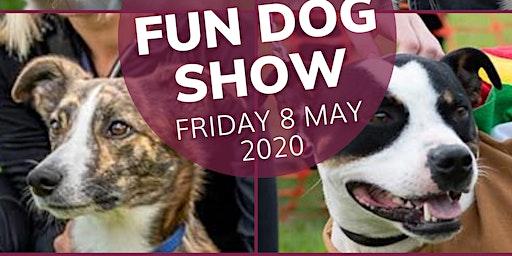 Greenmeadow Community Farm Fun Dog Show- Hope Rescue