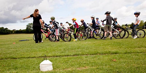 Welsh Cycling BMX Skills Builder Session