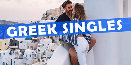Greek Dating & Singles Party | Melbourne tickets
