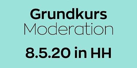 Grundkurs Moderation Tickets