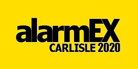 AlarmEx Carlisle 2020 tickets
