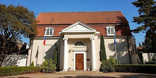 Setkání se studenty dánských univerzit