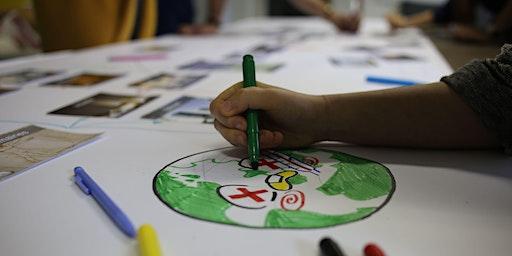 Atelier pour enfants La Fresque du Climat à Rouen avec Léna T