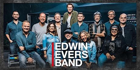 Edwin Evers Band in 's-Hertogenbosch (Noord-Brabant) 07-11-2020 tickets