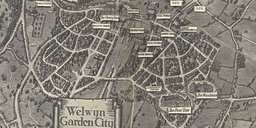 WELWYN GARDEN CITY 100 - A study day organised by The Gardens Trust