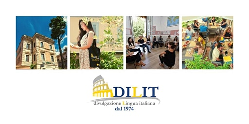 Italian FREE try out lessons from DILIT & Aperitivo