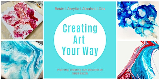 Art Your Way - Creative Open Day