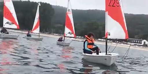 Junior 3 Day Watersports Experience - Sail Windsurf SUP - August