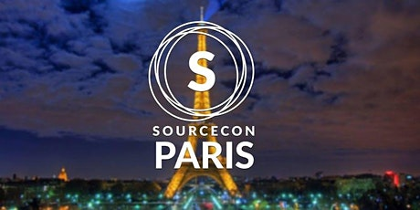Sourcecon Paris Chapter - 2020: the Year of Sourcing! tickets