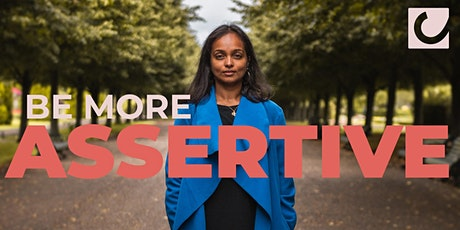 BE MORE ASSERTIVE - A workshop / workout by CURV tickets