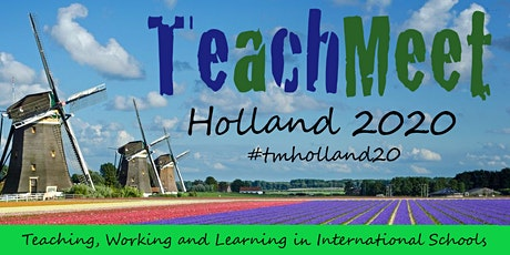 TeachMeet Holland tickets