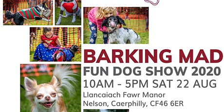 Barking Mad Fun Dog Show- Hope Rescue tickets
