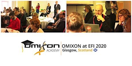 Omixon Distributor Workshop at EFI 2020 tickets