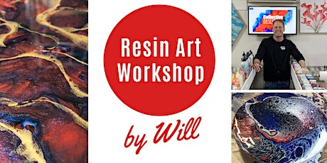 Remarkable Resin Art Workshop tickets