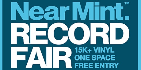 Near Mint Record Fair // EAST tickets