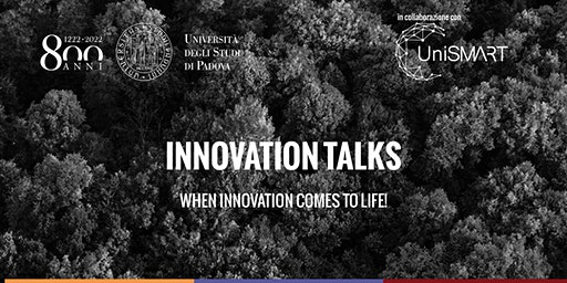 Innovation Talks | When Innovation comes to Life!