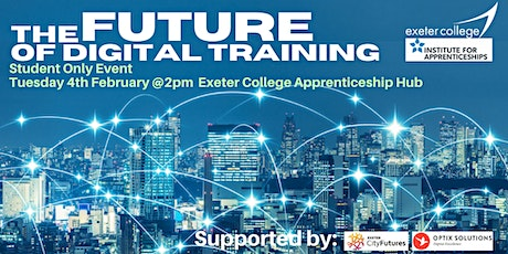 The Future of Digital Training (Students) tickets