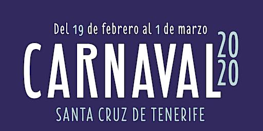 Festival Coreográfico | Carnaval de Tenerife 2020