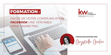 Formation : faites de votre communication Fb une véritable arme marketing ! tickets
