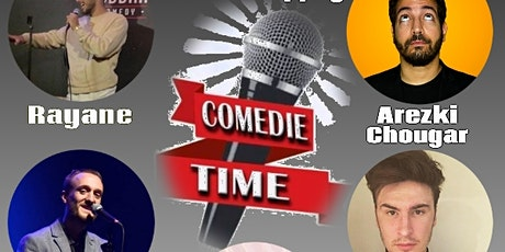 Comédie Time #49 billets
