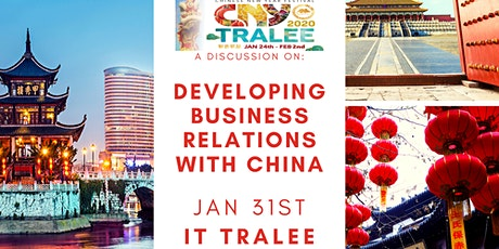 Developing Business with China tickets