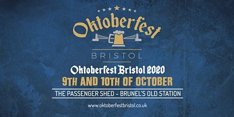 Oktoberfest Bristol 2020 - The Passenger Shed - Brunel's Old Station tickets