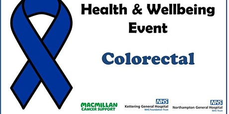 Colorectal Health & Wellbeing Event tickets