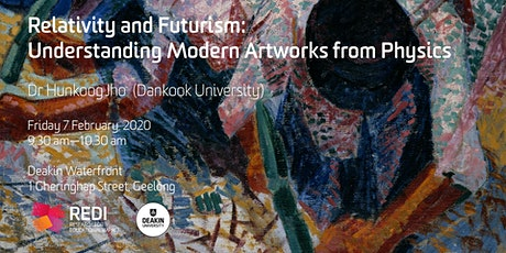 Relativity and Futurism: Understanding Modern Artworks from Physics tickets