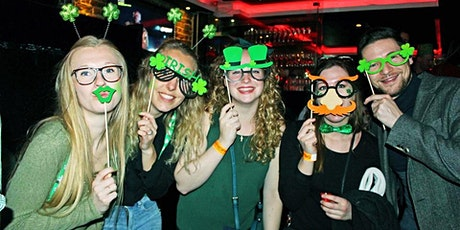 London St. Patrick's Pub Crawl w/ FREE SHOTS tickets
