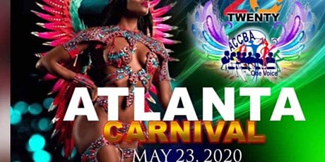 ATLANTA CARIBBEAN CARNIVAL 2020 DOWNTOWN ATLANTA tickets