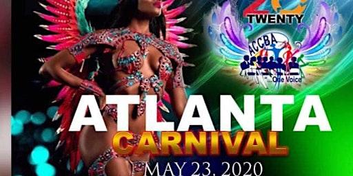 ATLANTA CARIBBEAN CARNIVAL 2020 DOWNTOWN ATLANTA