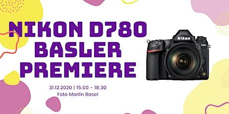 Nikon D780 - Basler Premiere Tickets