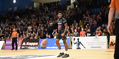 Surrey Scorchers v Leicester Riders (BBL) – Surrey Sports Park tickets