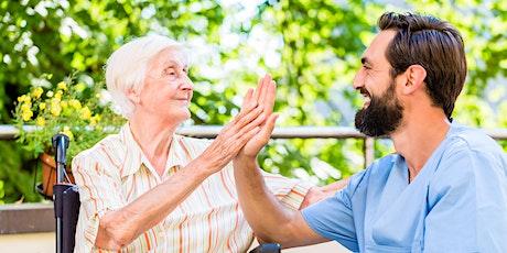 ahti Connect: 'Hoe helpen we kwetsbare ouderen nu en in de toekomst? tickets