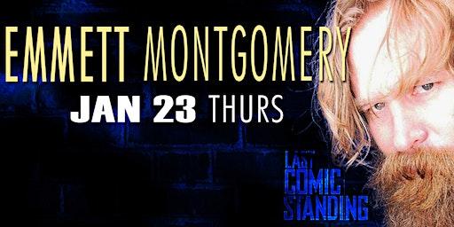 Comedians Emmett Montgomery, Kate Rubin, Silas Lindenstein, & Chase  Murphy