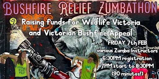 Bushfire Relief Zumba Marathon