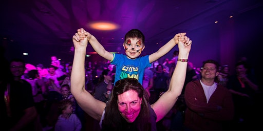 Big Fish Little Fish X Camp Bestival - ELY Family Rave!