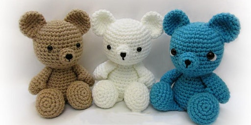 Amigurumi Crochet Teddy Workshop
