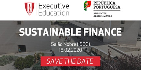Sustainable Finance: Green and Climate Finance bilhetes