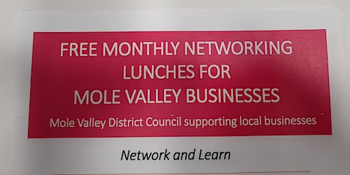 MVDC Business Networking Lunch- Nicola Macdonald, Spice Up Your Marketing