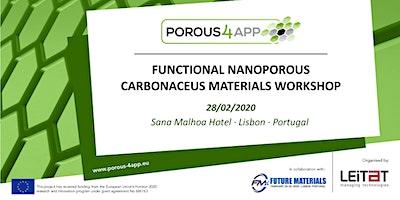 Functional Nanoporous Carbonaceous Materials Workshop