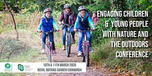Engaging Children & Young People with Nature and the Outdoors