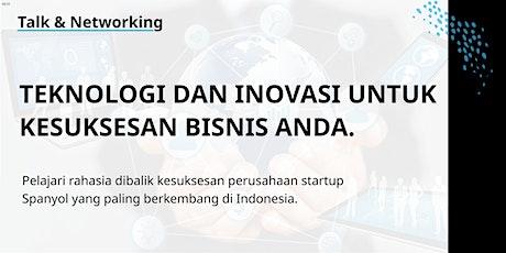 Teknologi dan Inovasi untuk Kesuksesan Bisnis Anda tickets