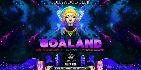 GOALAND at L3 CROWN, MELBOURNE tickets