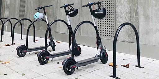 ⚡️E-Scooter ⚡️ City Tour ☀️