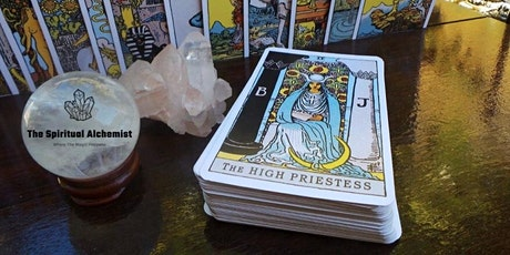 Introduction To Tarot  tickets
