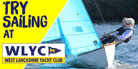Discover Sailing at West Lancashire Yacht Club - Postponed until Further Notice tickets